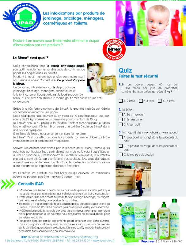 newsletter IPAD