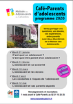 "Mardi 10 mars 2020 à Caen : Café parents d'adolecents ""L'adolescent et les (...) 