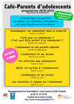 Mardi 14 mai 2019 à Caen - Café parents d'adolescent : L'adolescent et les (...) |inserer_attribut{title